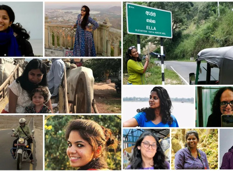 11 Indian Women Who Travel (Without Quitting Their Job)