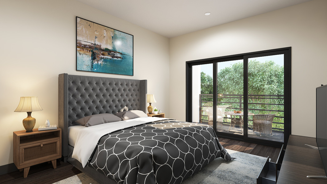 Clifton Premier Bedroom with Private Balcony