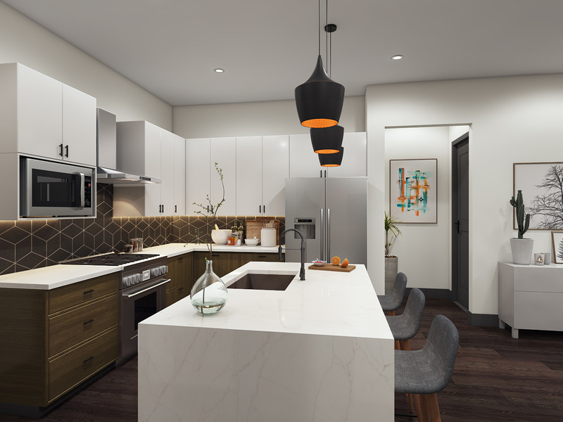 Downing Kitchen