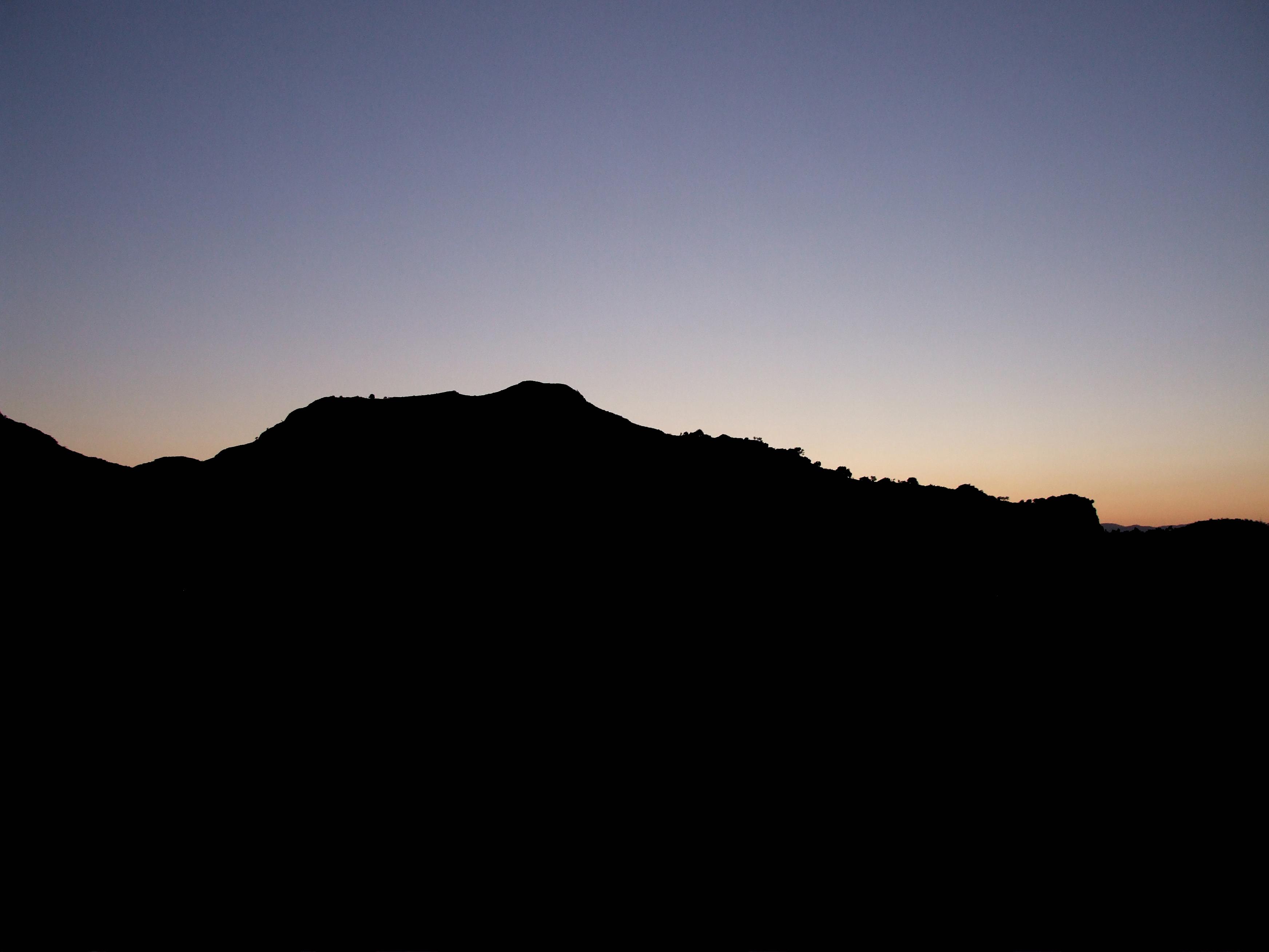 Rhodes Silhouette