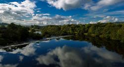 Chollerford Weir