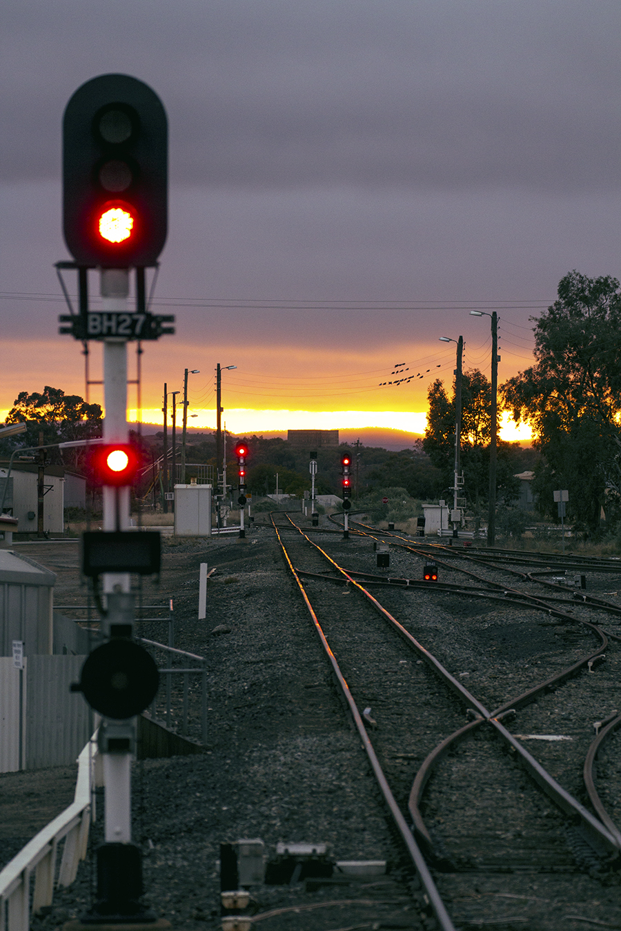 Broken Hill Dawn