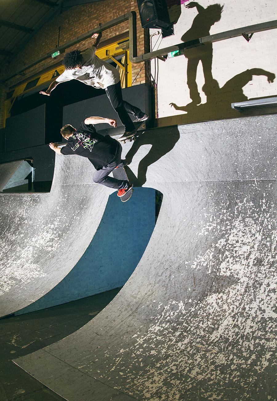 Jordan Thackeray & Toby Gozzett