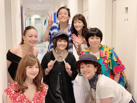 8月8日(木) ナイロン100℃より犬山イヌコさんをお招きして、アフタートークを開催しました!