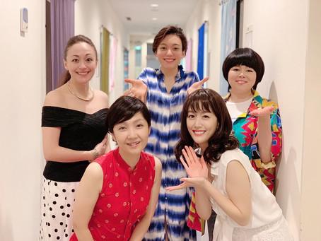 8月1日(木) ナイロン100℃より松永玲子さんをお迎えしてアフタートークショーを開催しました。