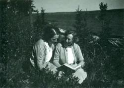 "Rachel and Dorothy of ""Allways"""