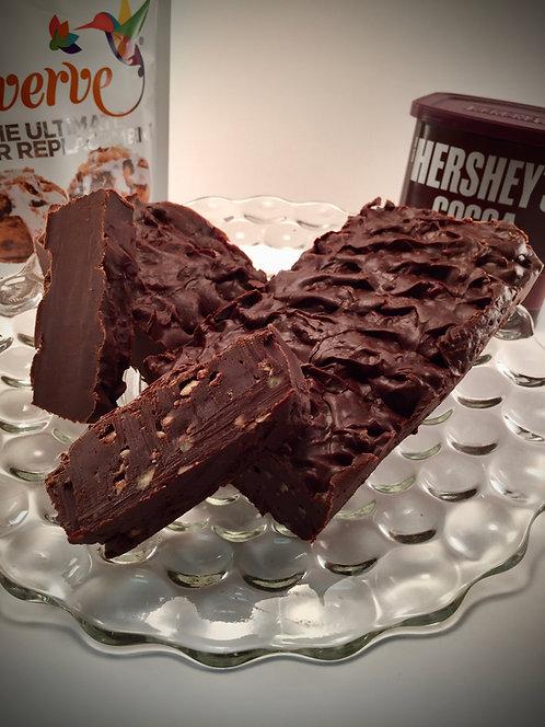 Sugar-Free Chocolate Pecan Fudge 1/2 lb.