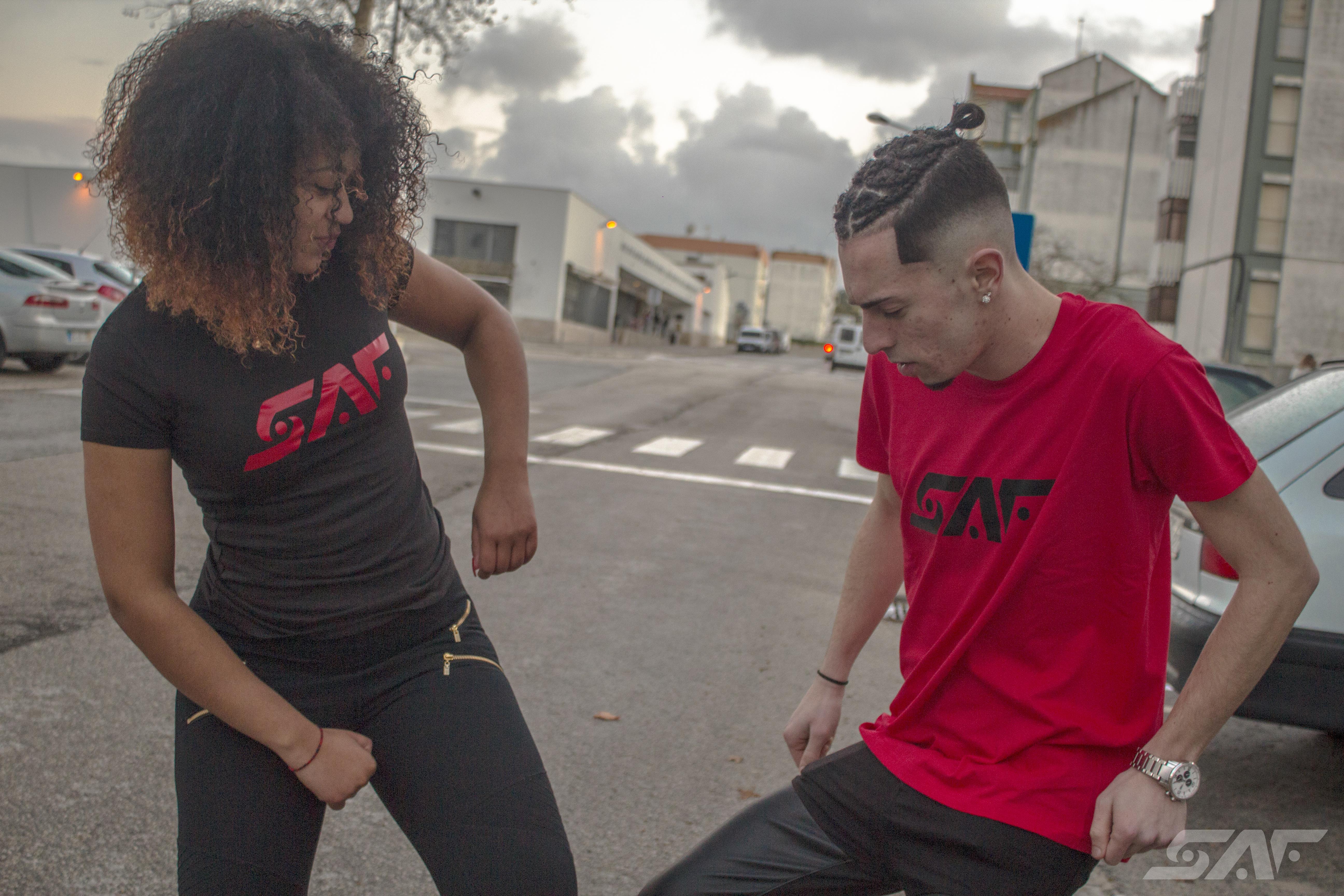 T - Shirt da SAF