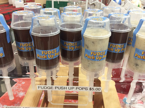 Push-Up Fudge Pop 1/3 lb.
