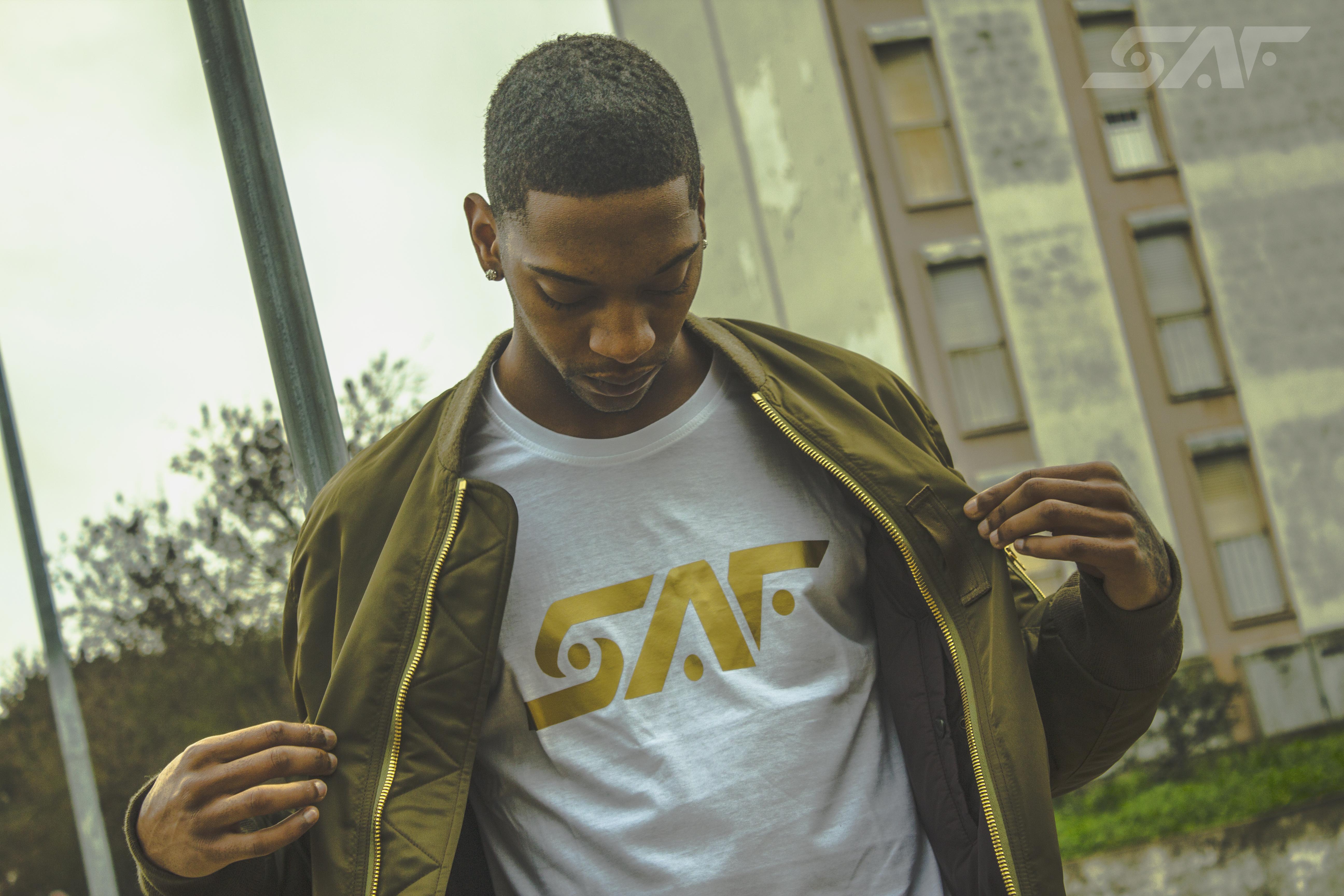 T-Shirt da SAF