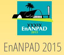 EnANPAD 2015 - Participação de pesquisadores do Grupo de Estudos