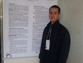 Graduando apresenta trabalho sobre ambiente legal e organizações em Encontro de Pesquisa e Iniciação