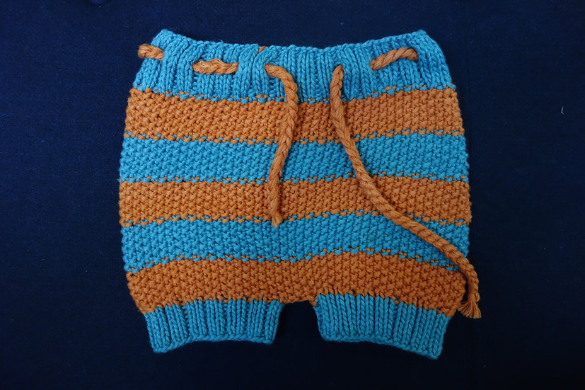 Shorts - Boogie - Ocean/Orange