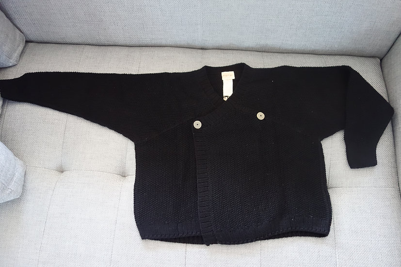 Cardigan - Cache-Moi - Black