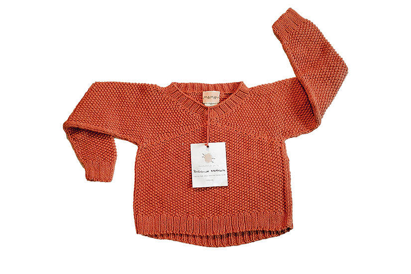Pulli - Basic Needs - Orange