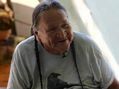 Chief of Chiefs Leonard Crowdog - Lakota