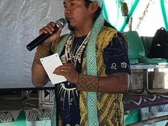 Cacique Ninawa Inu Bake - Huni Kuin