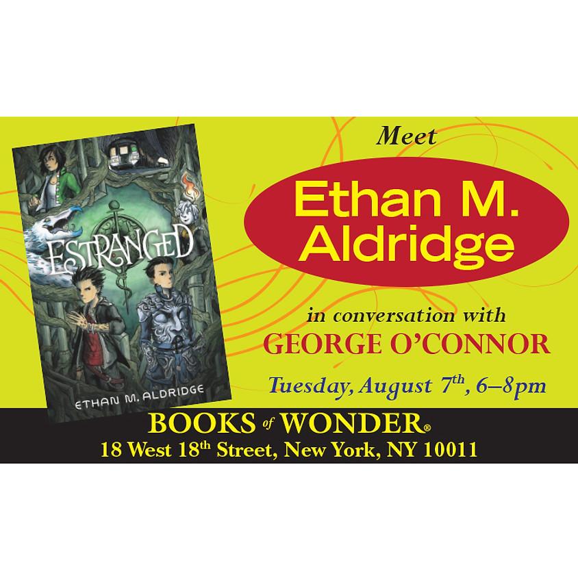 George in conversation with Ethan Aldridge