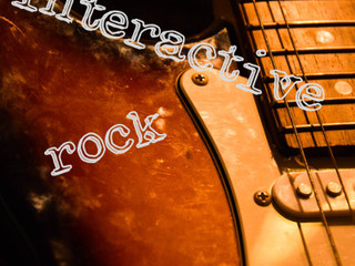 "Free version of my upcoming ""interactive rock"" music pack for Unity3D"