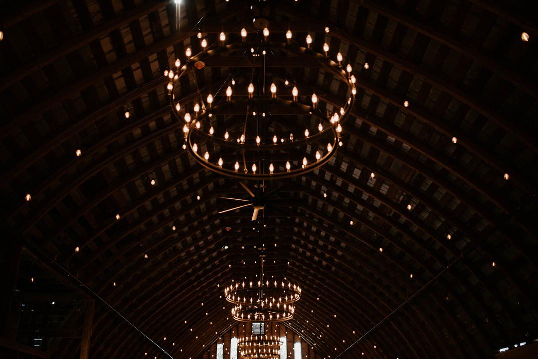 Heritage Barn lights