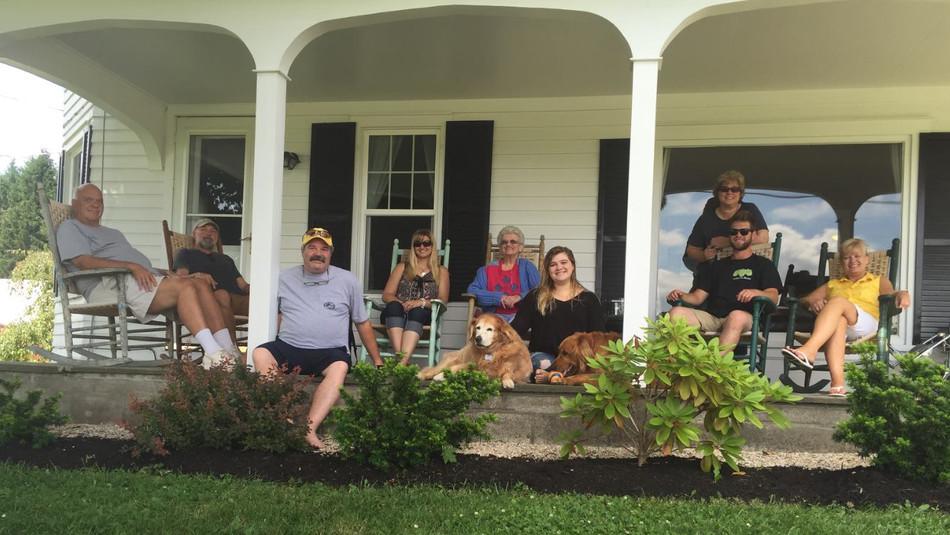 The Dunham Family