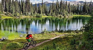 Mountain Biking in British Columbia