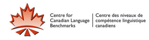 Centre for Canadian Language Bencharks Logo