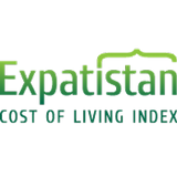 Expatisan Cost of Living Index Logo