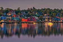 A quaint Nova Scotia Coastal Village