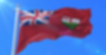 Ontario waving flag