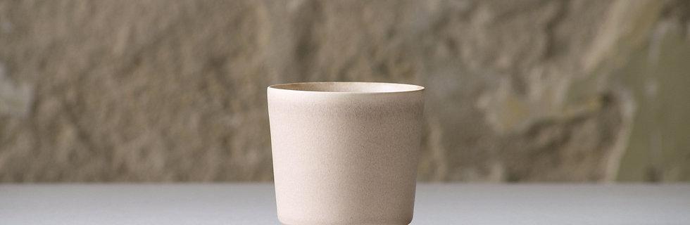 KUBO. Rustic Glaze Beige White