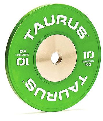 Discos Olímpicos de Competición Taurus