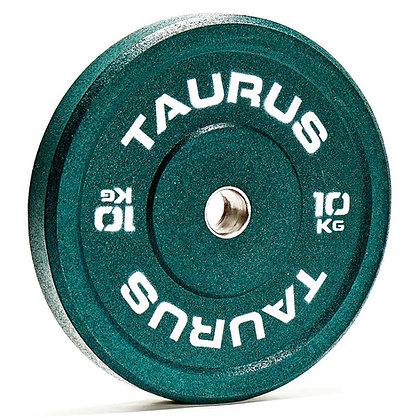 Discos Olímpicos Bumpers Pro Taurus