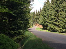 Bicycle tours Jizera Mountains - Jizersk