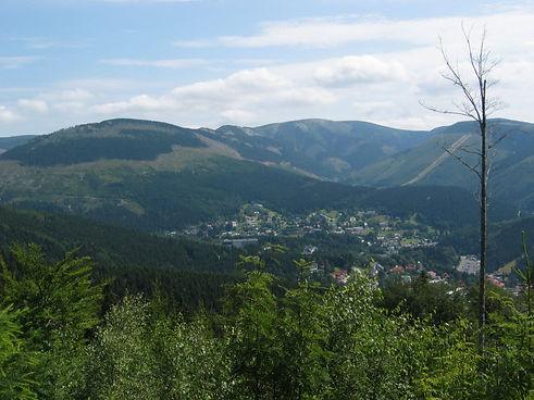 Mountain bike tours Europe Krkonose Nati
