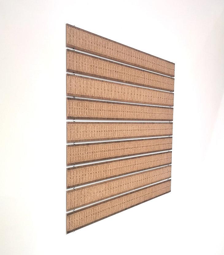 9 ruler variations of 50 cm