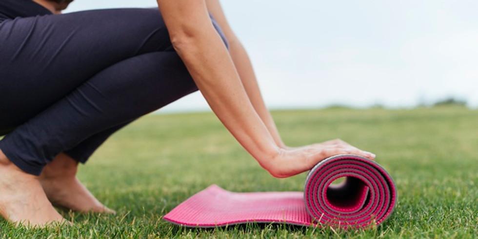 Outdoor Vinyasa Yoga Class
