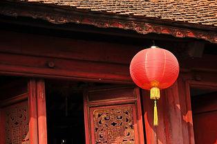 lanterne-chinoise-papier-rouge-classique