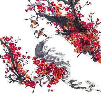 dessin-poisson-japonais-nature-graphique