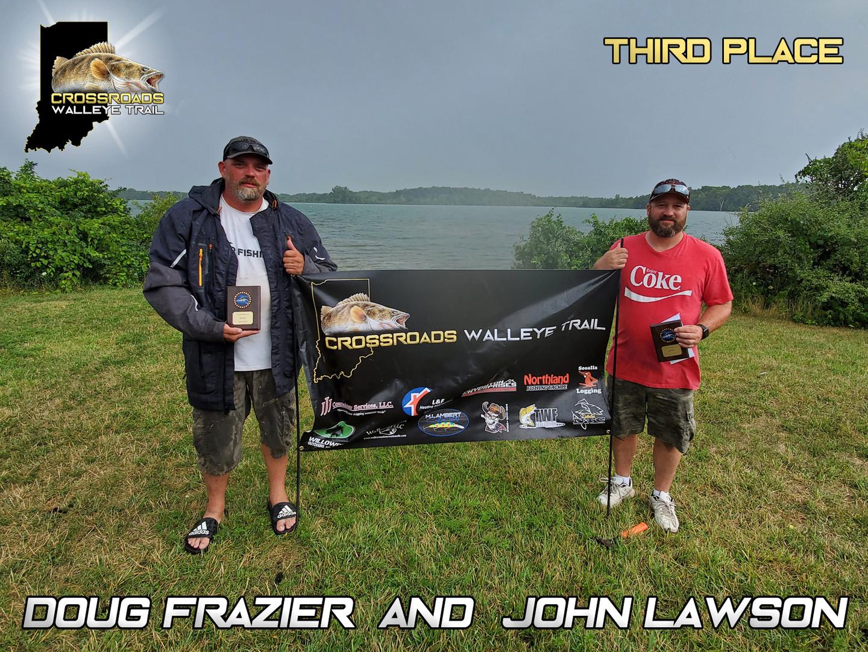 3rd Place - Doug Frazier & John Lawson