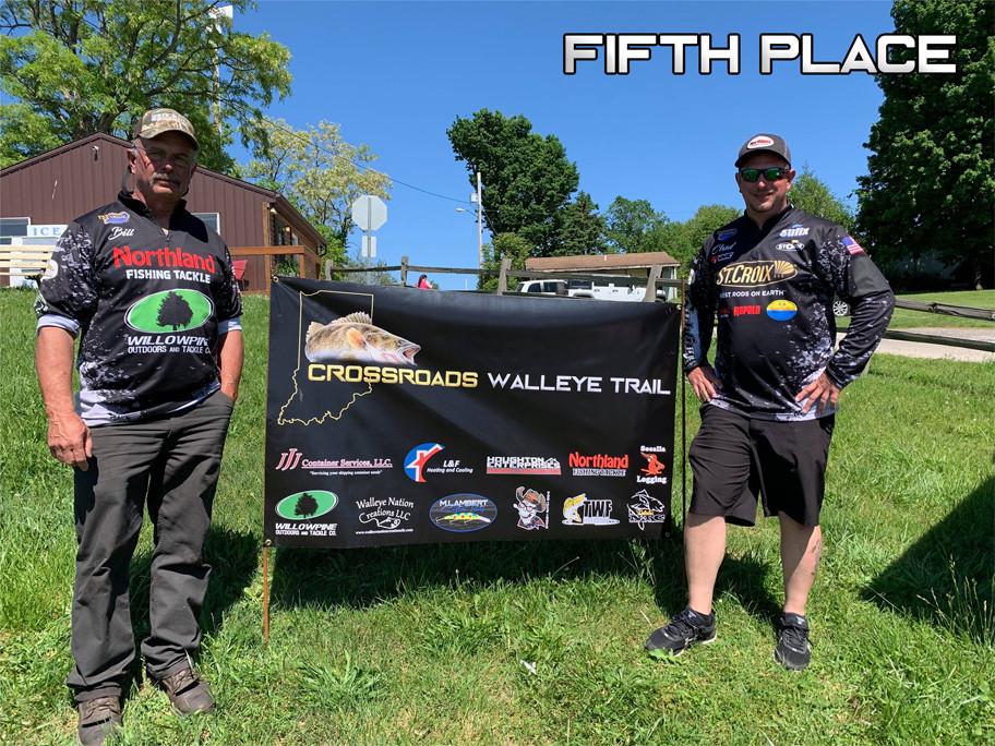 5th Place - Chad Martin & Bill Martin