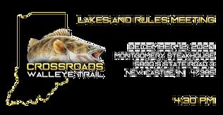 Lakes & Rules Meeting - 12/12/20