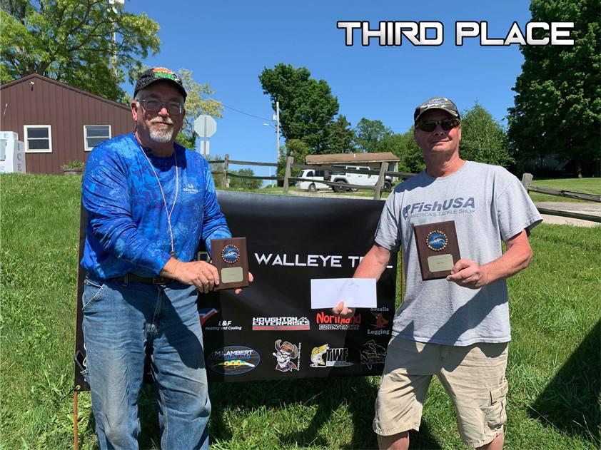 3rd Place - Brad Jacks & John Parsons