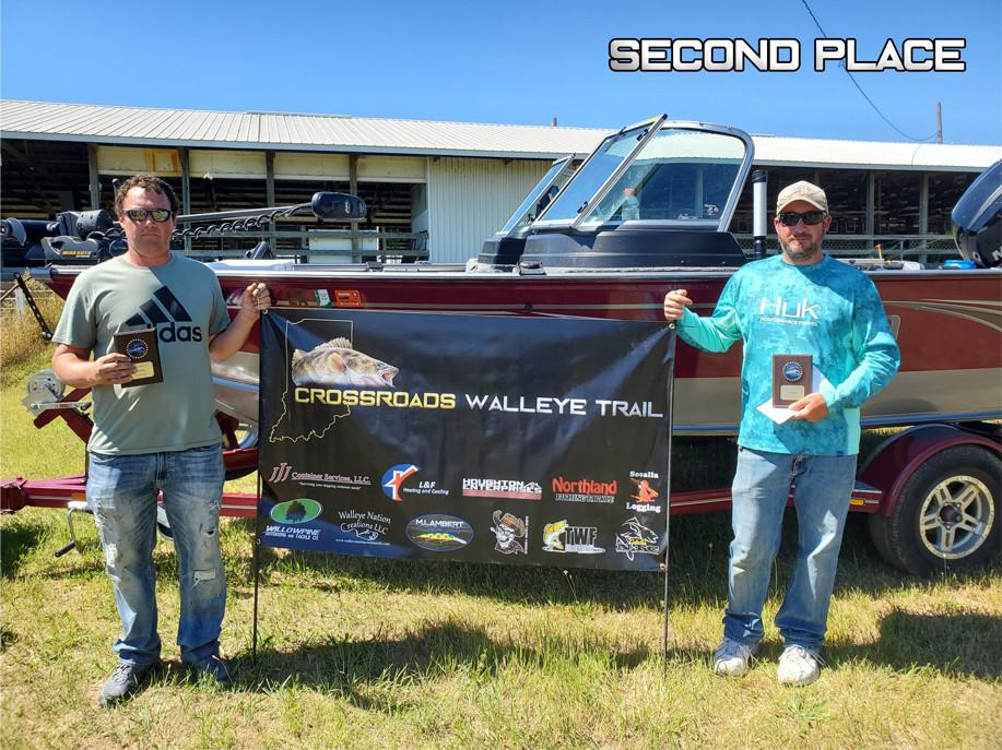 2nd Place - Lucas Schwartz & Mervin Miller