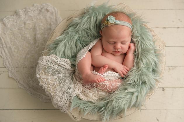 Newborn pretty