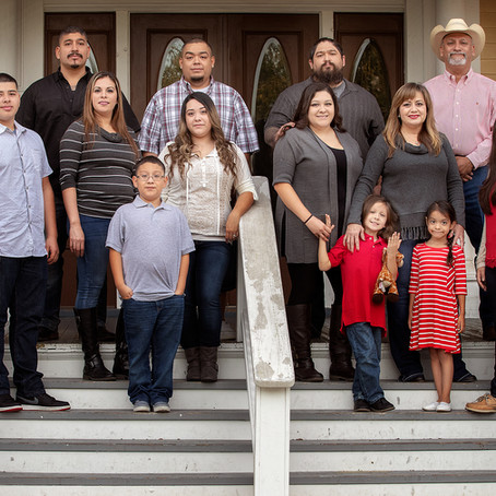 Southern Pines Family Photographer | The Davila's