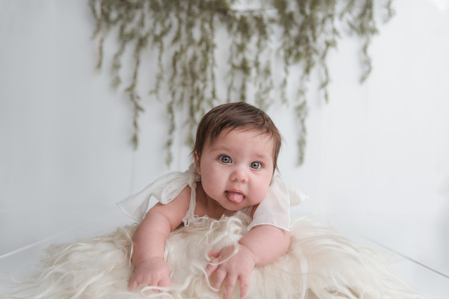 Holly Springs Baby Photographer