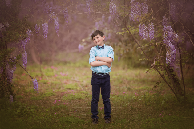 Raleigh children's photographer