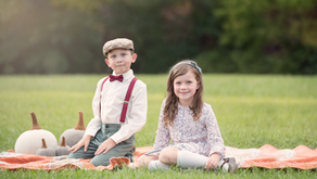 Fort Bragg Family Photographer | Fall Fun