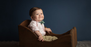 Fayetteville Baby Photographer | Baby Jonah